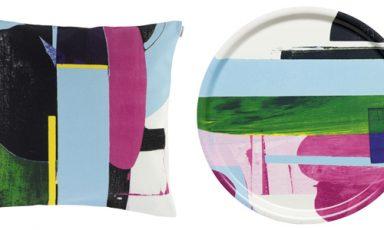 Abstracte kunst van Marimekko