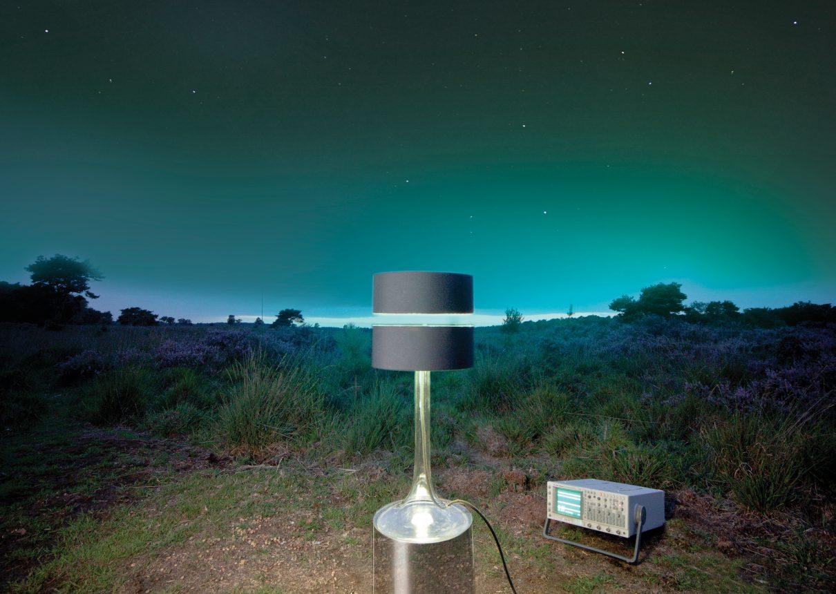 Zwevende lampen van Jansen & Jansen