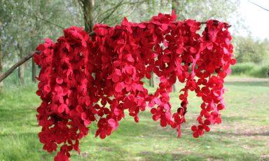 De natuur in huis met wollen tapijten van byNasia