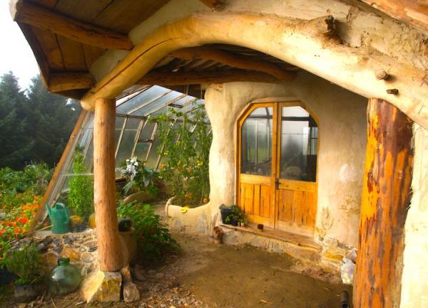 Rond Huis Bouwen : Een hobbit huis voor u20ac3450 gimmii magazine