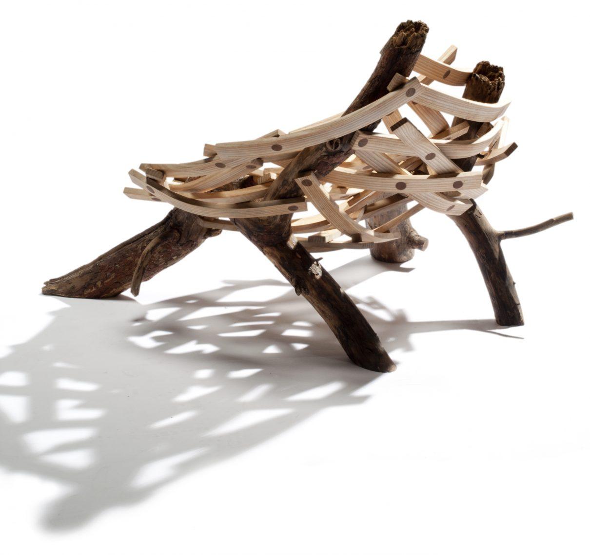 Eyrie Chair van Floris Wubben