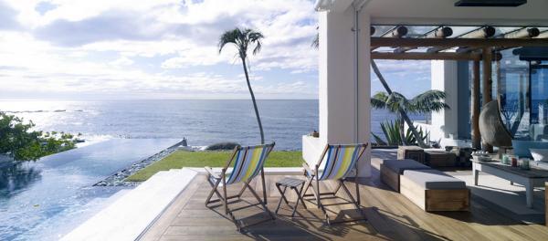 Huis aan zee in coogee beach gimmii dutch design - Modern huis aan zee ...