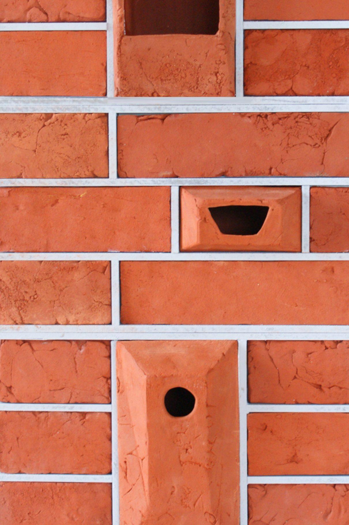 Bird Bricks van Fanny Hofstra