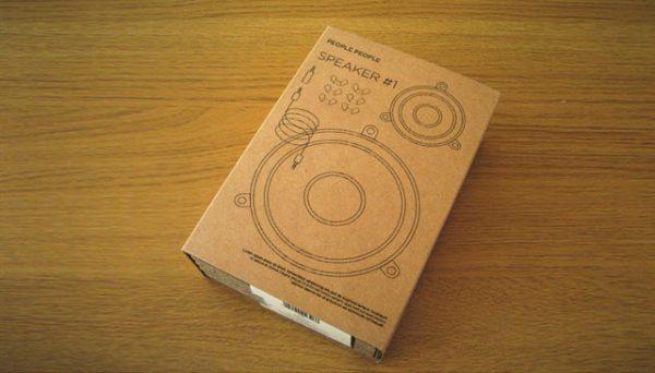 Transparante speaker van People People | Gimmii Dutch Design