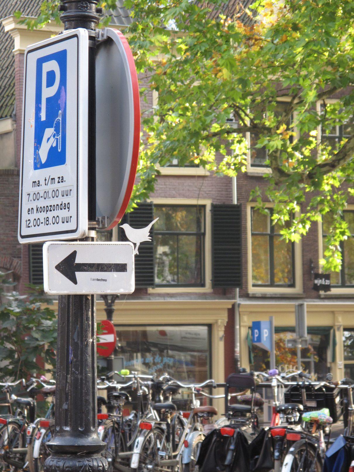 Utrecht ziet ze vliegen