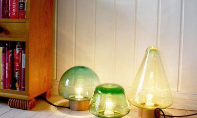 SKOG lampen van Caroline Olsson