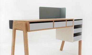 Schreibtisch Capa van Reinhard Dienes