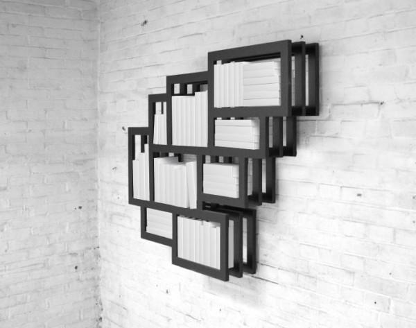 FRAMES boekenkast van Gerard de Hoop | Gimmii Dutch Design