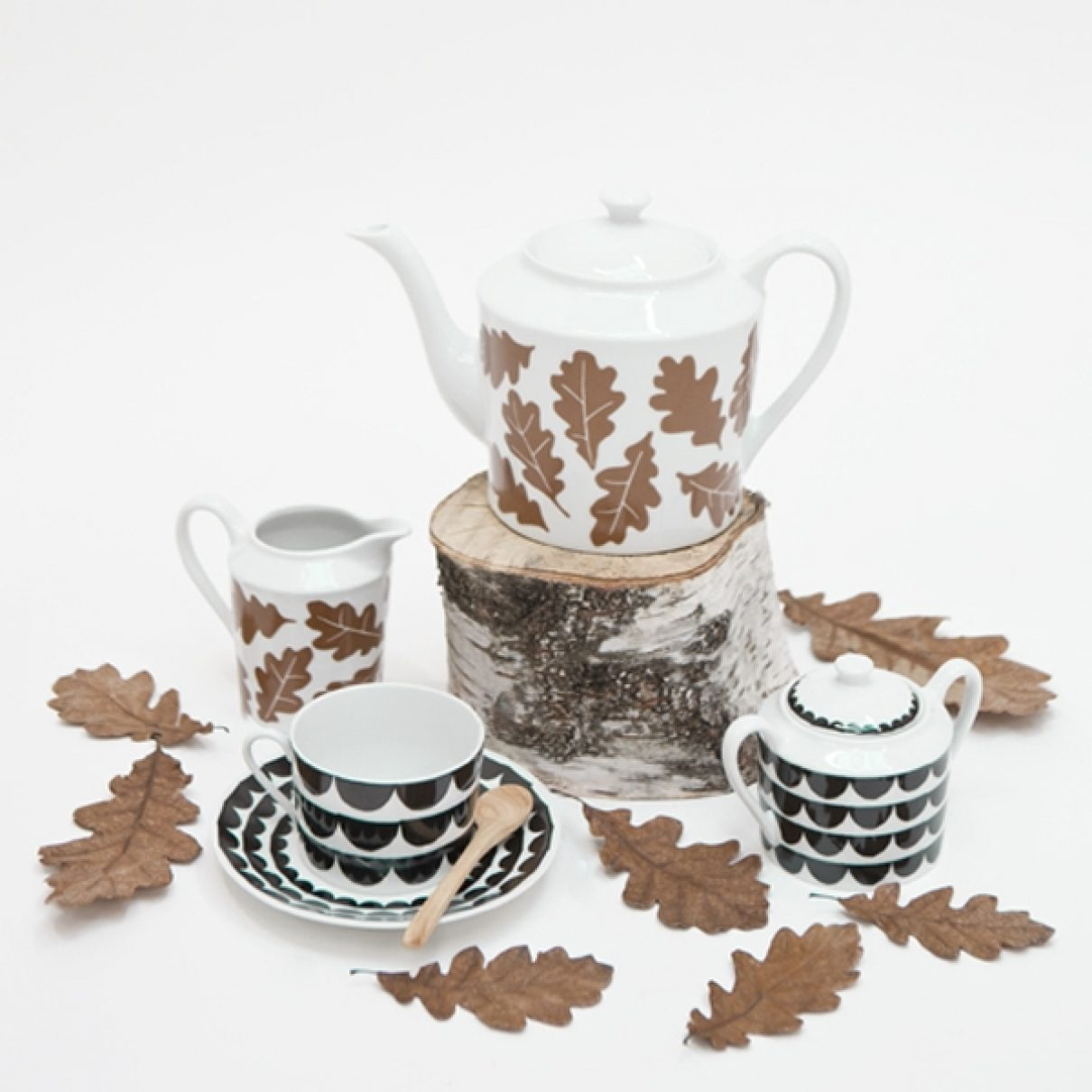 Mix & Match servies van House of Rym