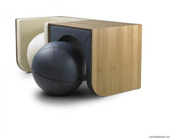 Eetstoel Met Tafel.Switch Tafel En Stoel Gimmii Dutch Design