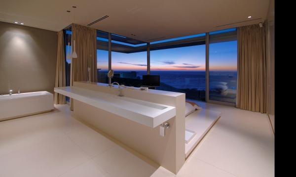 Open badkamer slaapkamer u devolonter
