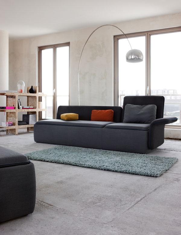 Design Bank Palau.Gestroomlijnd Bankzitten Met Stream Van Palau Gimmii Dutch Design