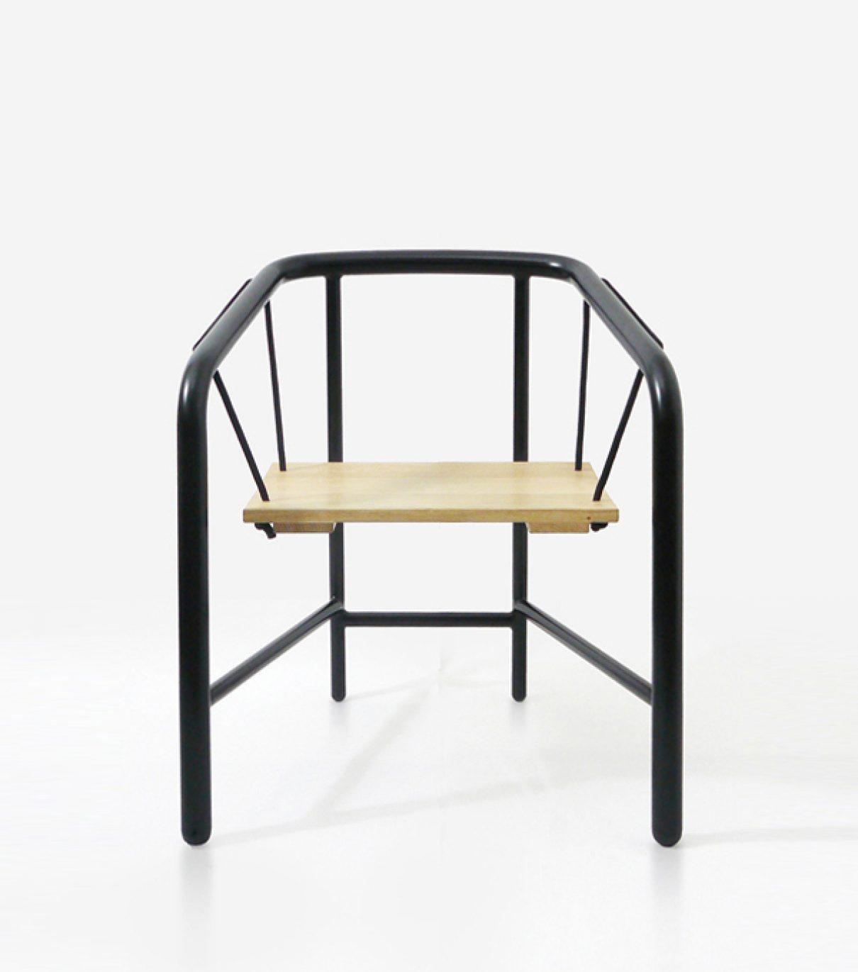 Schommel(en)stoel
