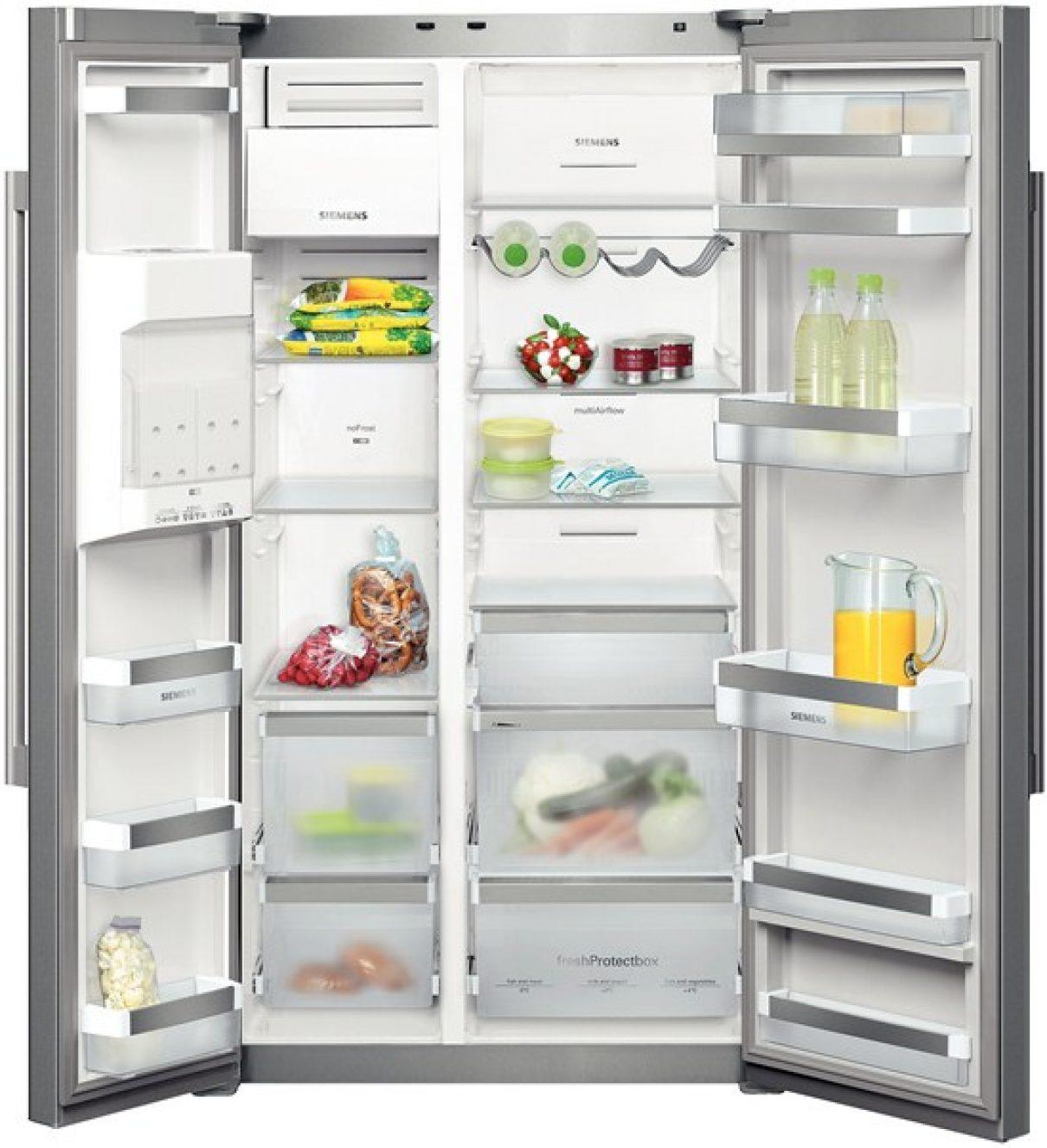 Siemens KA62DS50: een strakke Amerikaanse koelkast
