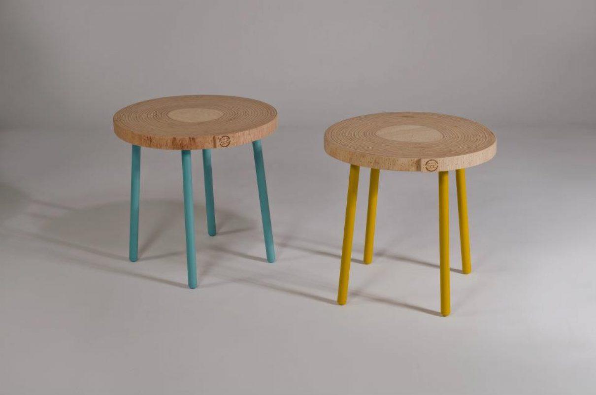 Twisted Tables; verdraaid mooi!