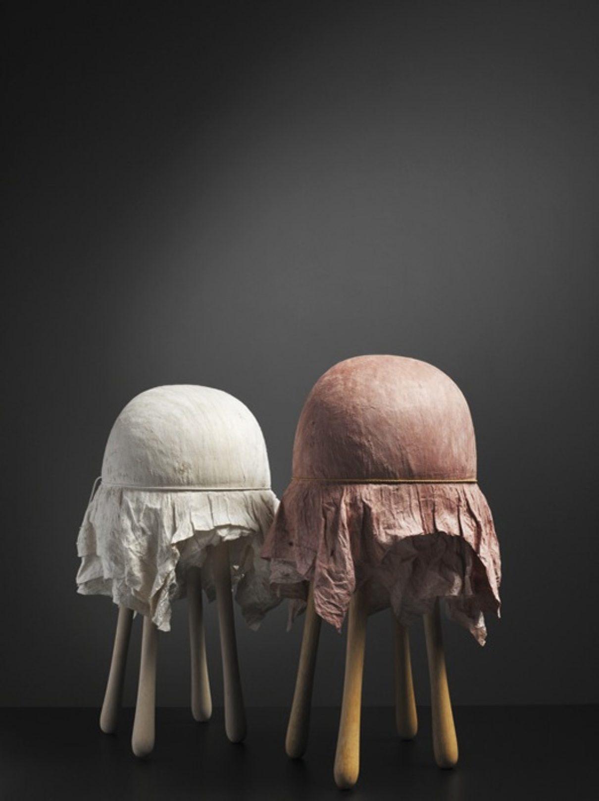 Wooden Textiles van Lenneke Langenhuijsen