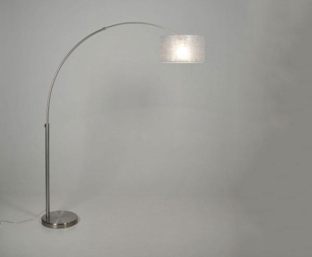 transparante booglamp van rietveld licht wonen