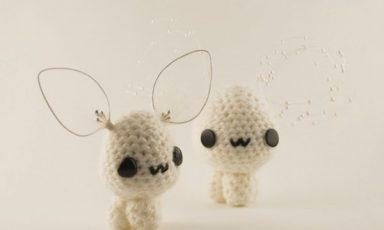 Knuffelbare design toys van Christian Sarragúa