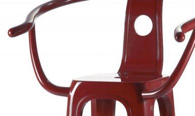 Plastic Classic_Lacquered stoel