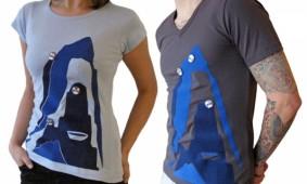 DIY-shirts Phebe Lilian