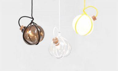 Gable lamp van Lukas Dahlen
