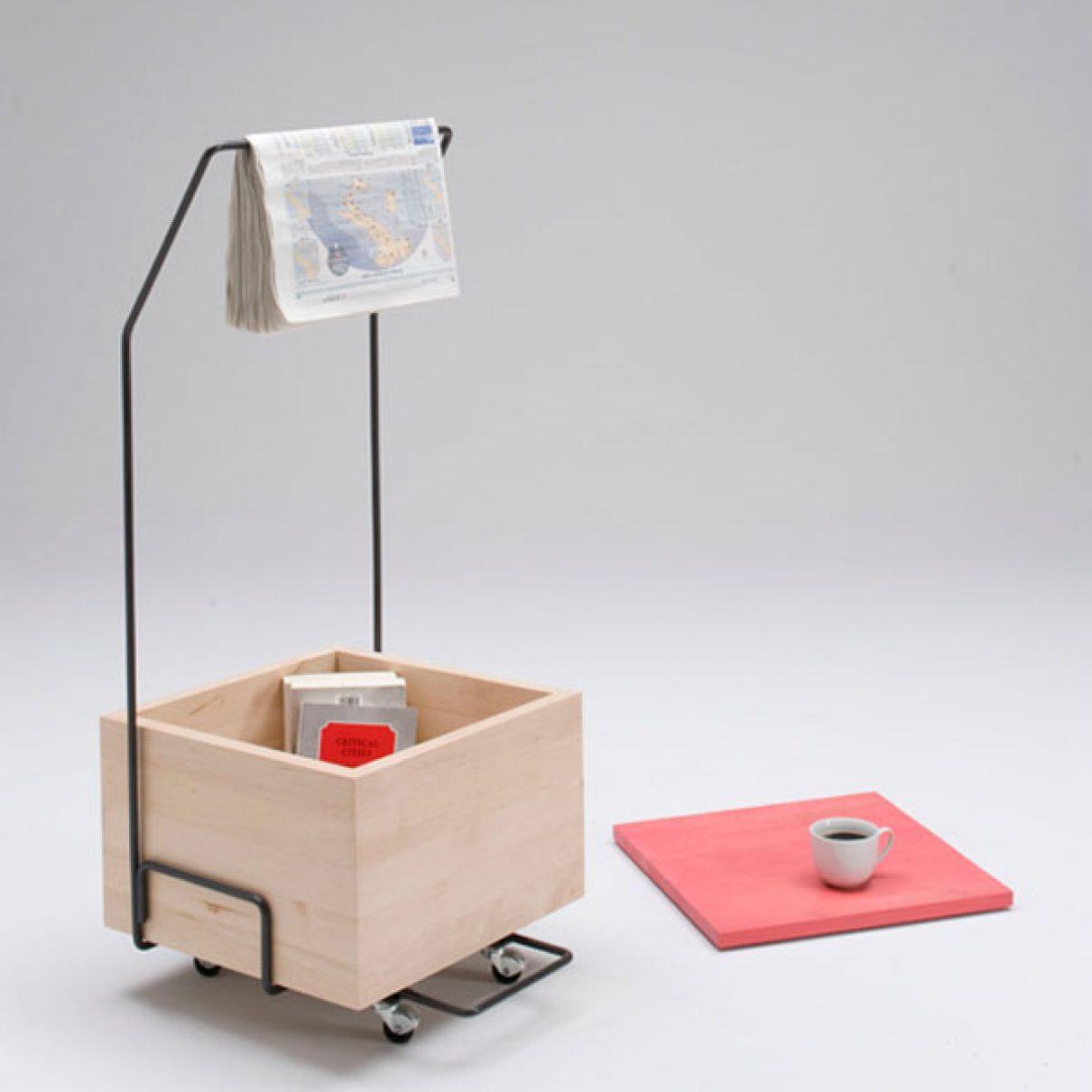 Maisonette: meubels met dubbele functie