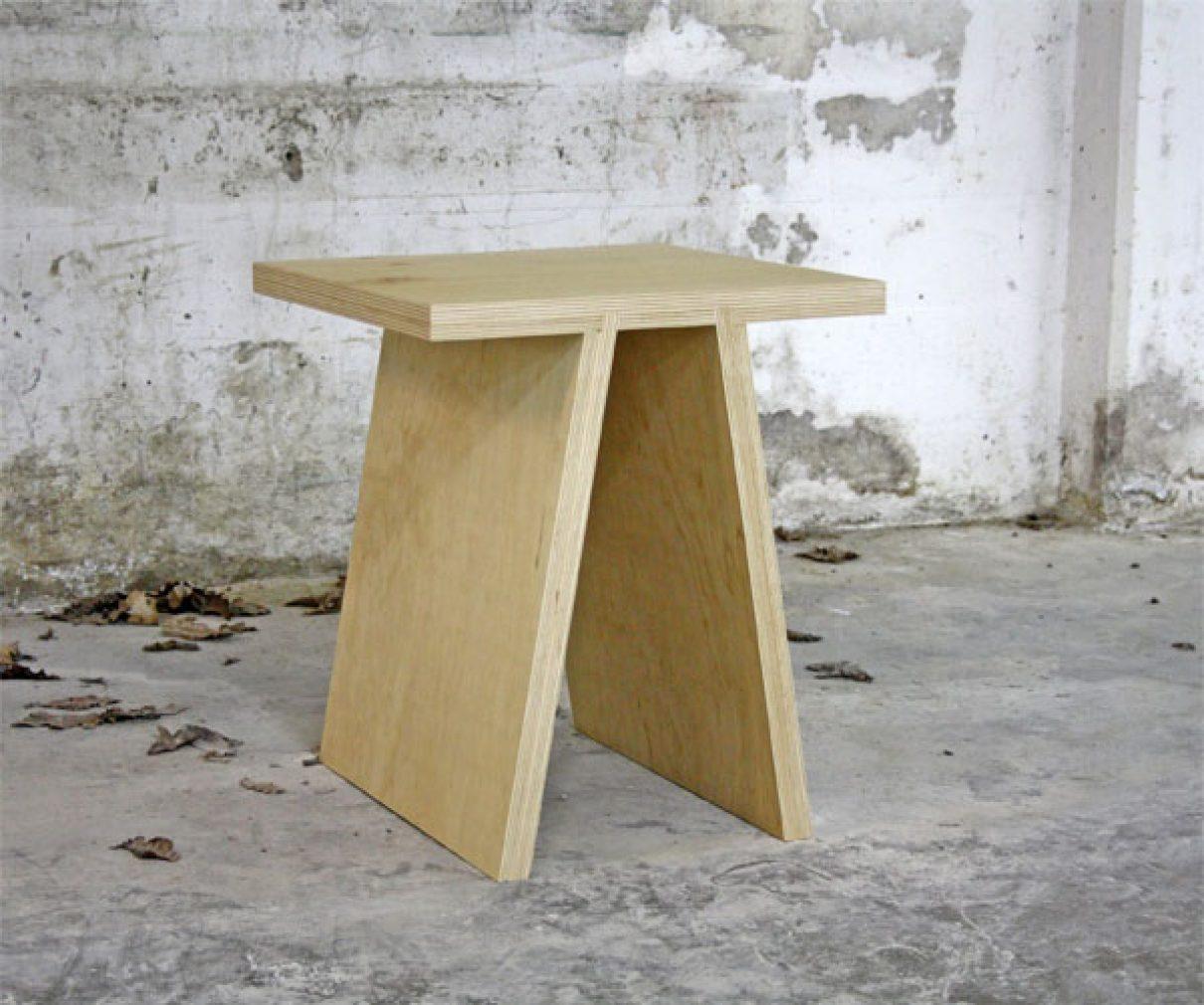 Wiskundige meubels