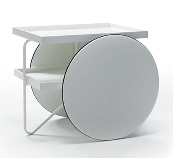 trolley chariot gimmii shop magazine voor dutch design. Black Bedroom Furniture Sets. Home Design Ideas