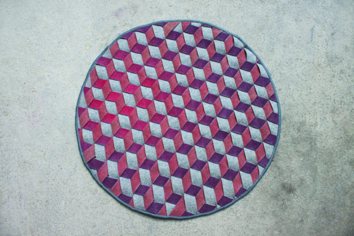 Season Carpet van Siren Elise Wilhelmsen