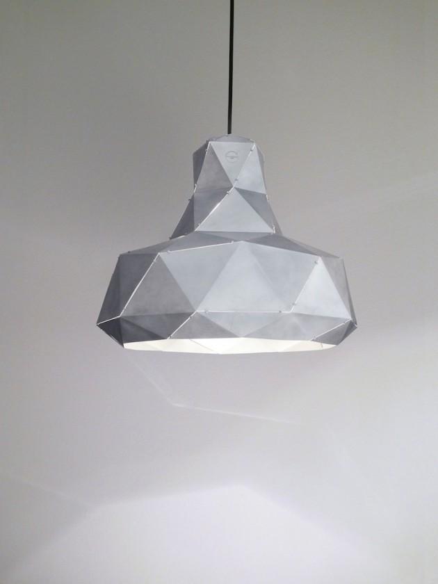 Helix lamp