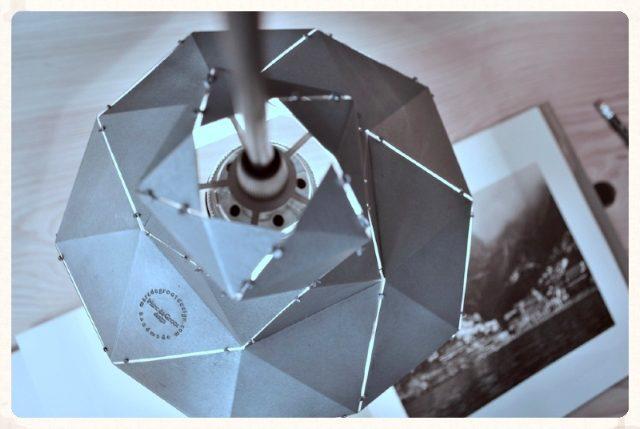 Helix lamp van Marc de Groot