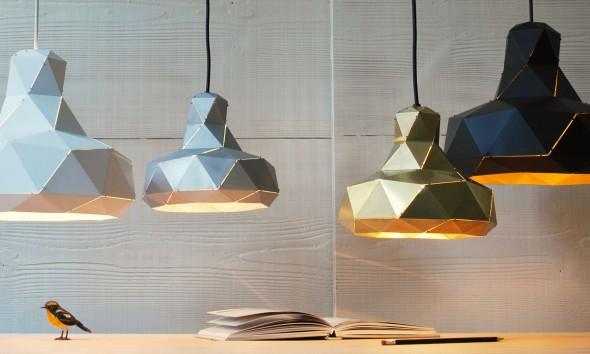 Helix lamp Marc de Groot