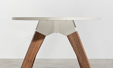 Tafel Lino van Oormerk Studio