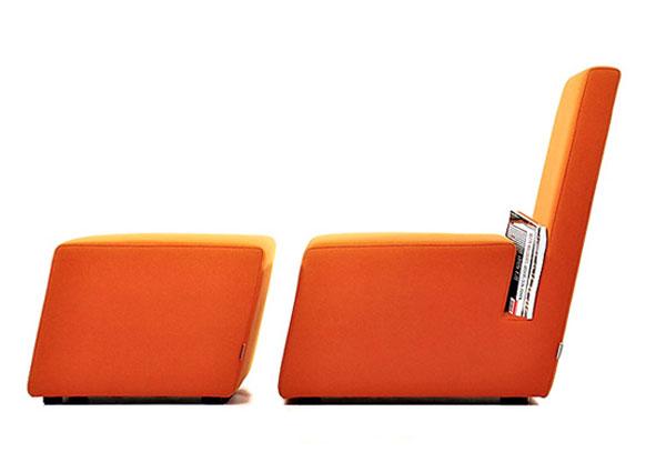 Oranje Design Fauteuil.Oranje Boven Gimmii Dutch Design