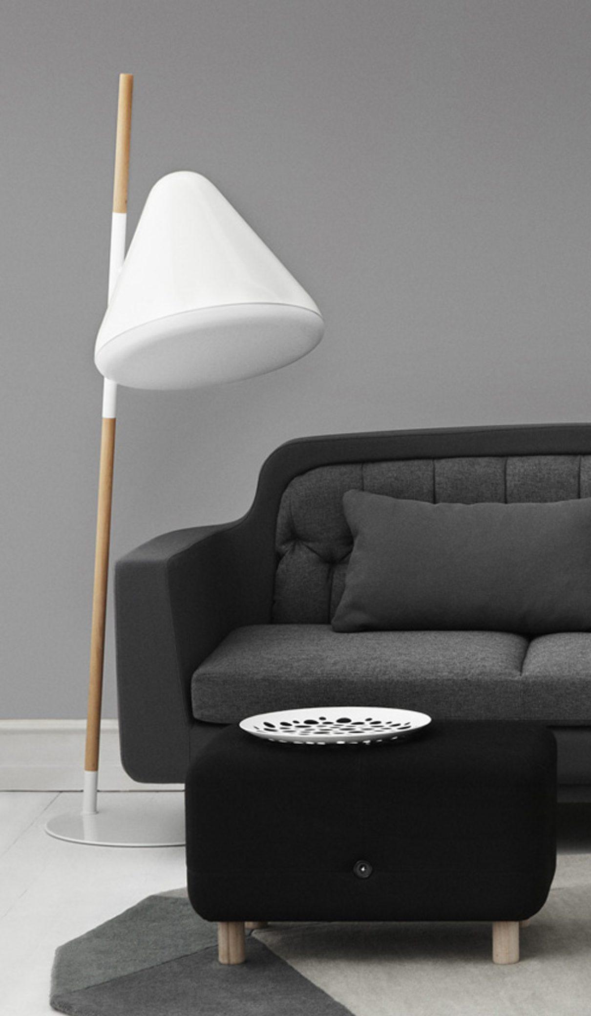 Hello lamp van Jonas Wagell
