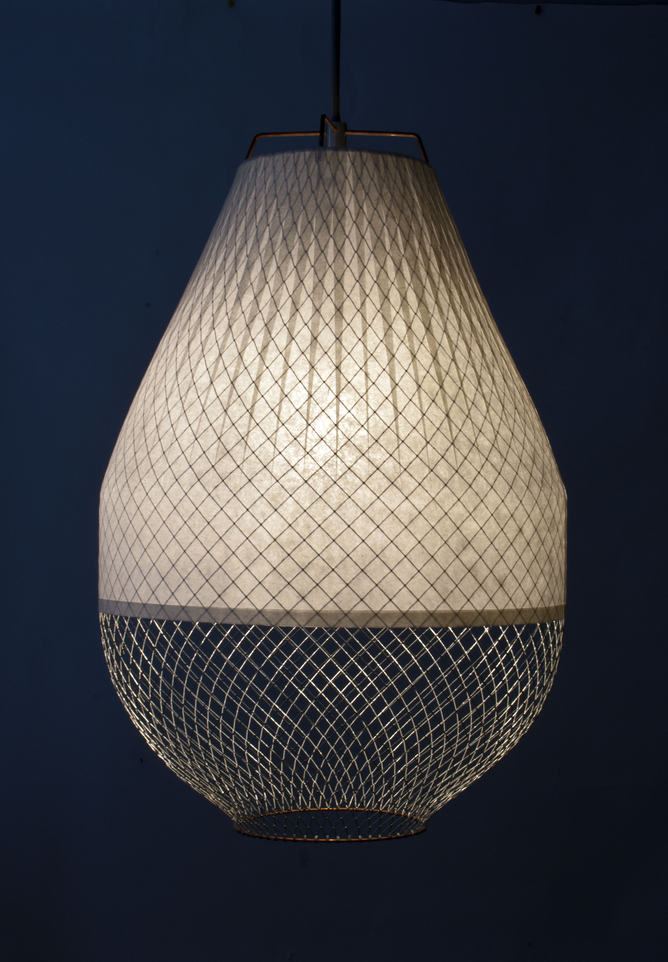 Open MESHMATICS Lamp Rick Tegelaar on Dutch design online gimmii