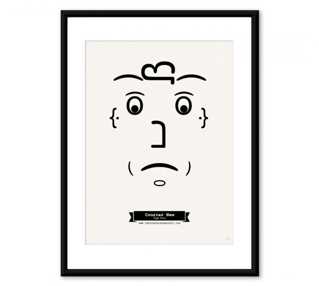 Face Fonts van Tiago Pinto
