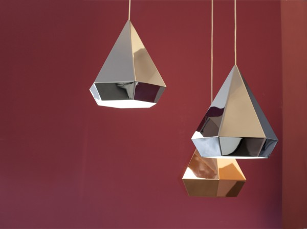Diamond Lamp Van Sebastian Scherer Gimmii Dutch Design