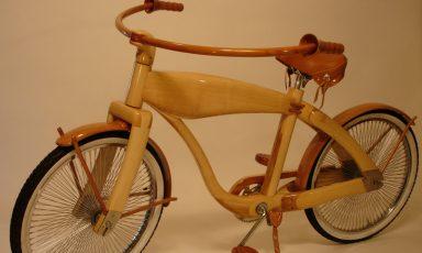 Een houten Cruiser