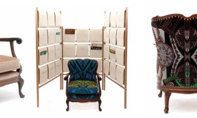 Designveiling: een stoel voor het goede doel