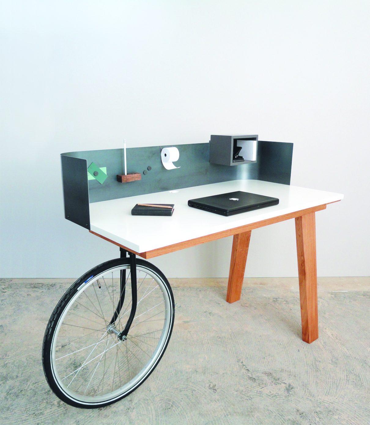 Urban Nomad flexibele werkplek