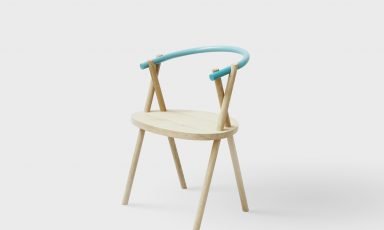Stuck Chair van Oato Design