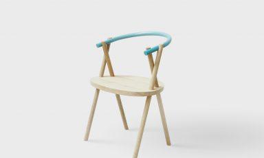 Stuck Chair van Oato Design
