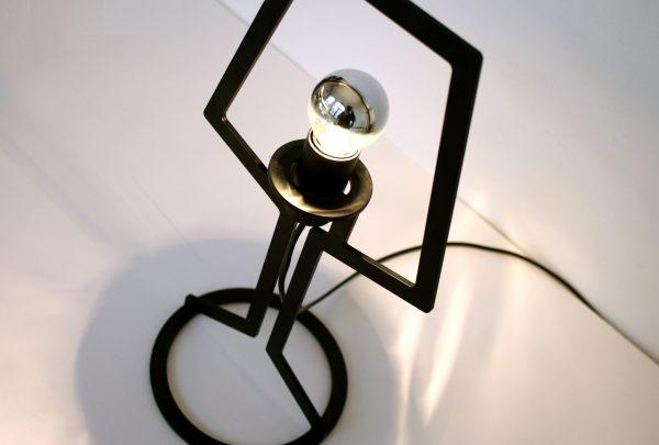 Outline tafellamp Gispen, ontwerper Peter van de Water
