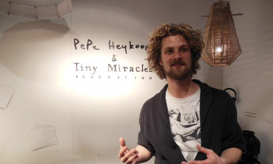 Pepe Heykoop wint Interior Innovation Award