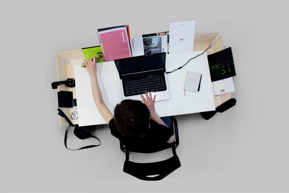 Georganiseerde chaos met 'My Writing desk'