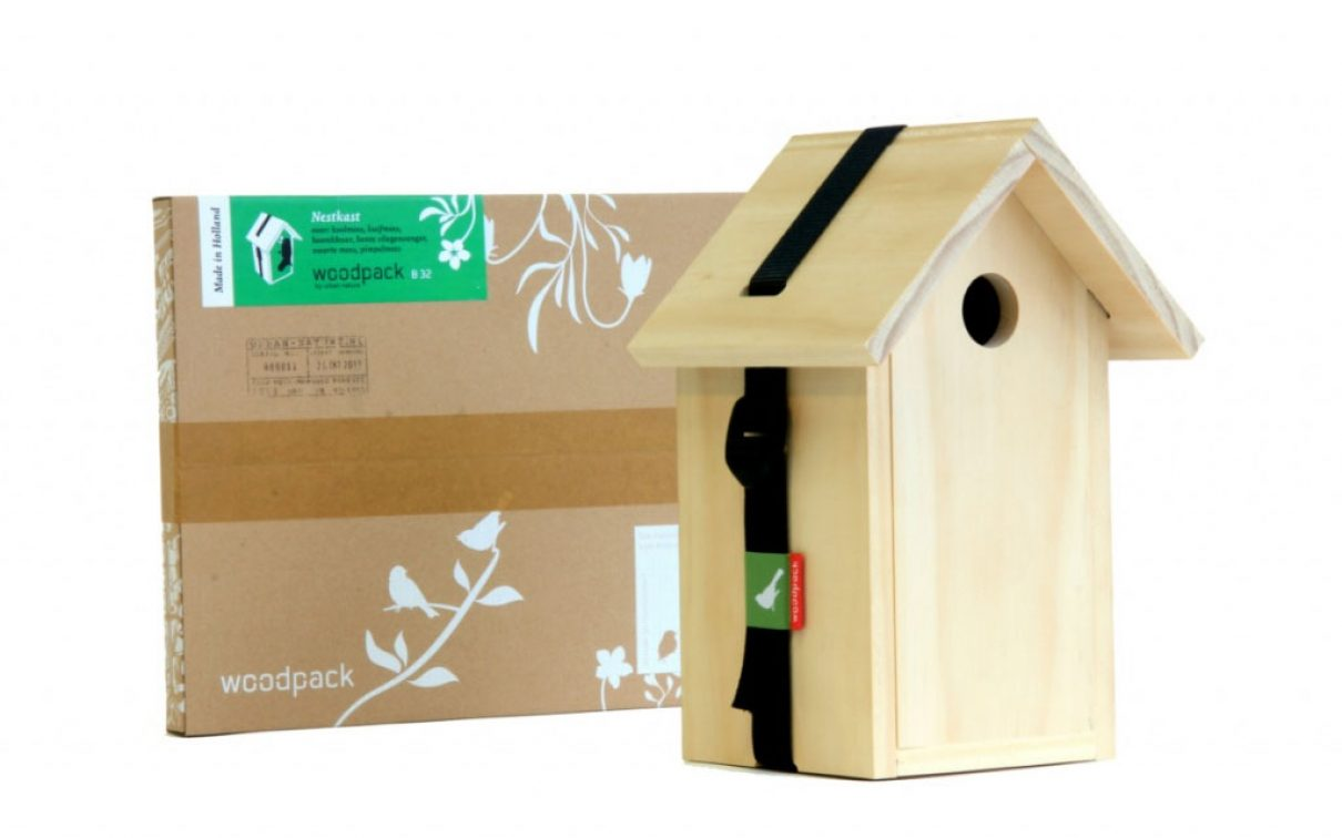 Vogelhuisje Woodpack