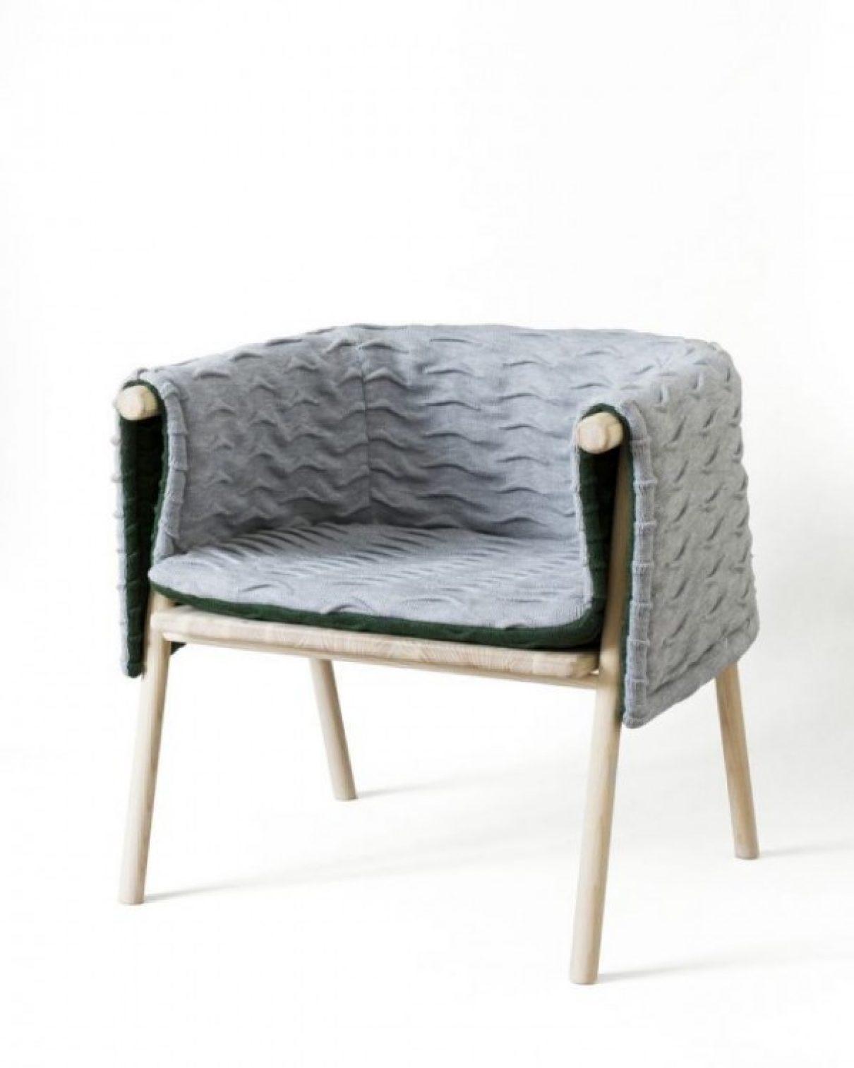 Een stoel om je in te nestelen