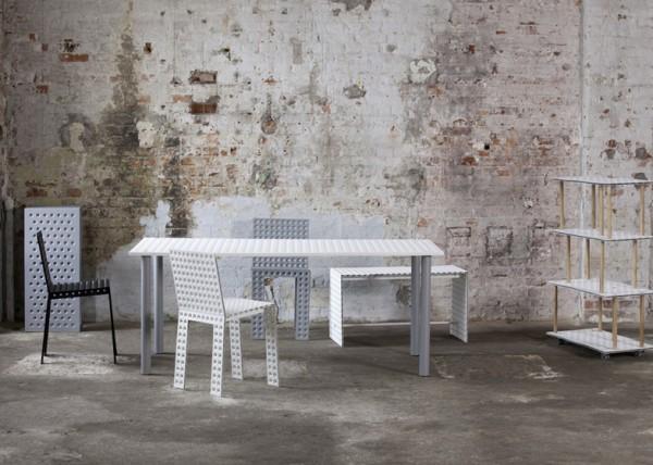 3+ Modulaire meubelcollectie van Oskar Zieta