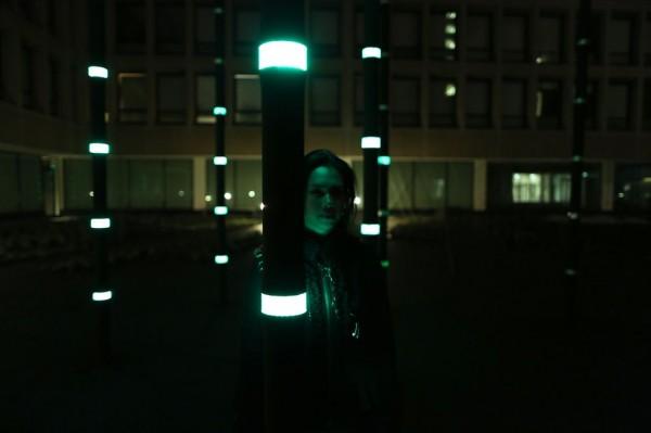 Boo techno-poëzie van Daan Roosegaarde